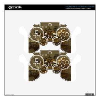 Challenger Tank Skin For PS3 Controller