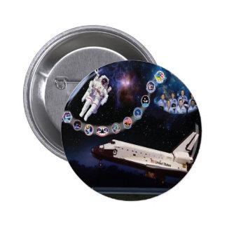 Challenger Tribute OV 099 Pin
