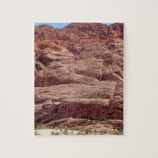 Challenging Difficult Red Rock Canyon Nevada Jigsaw Puzzle