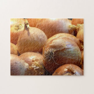 Challenging Difficult Whole Unpeeled Onions Jigsaw Puzzles