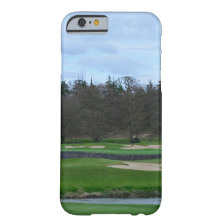Challenging Golf Course Barely There iPhone 6 Case