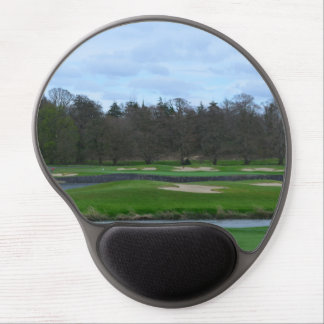 Challenging Golf Course Gel Mousepad