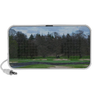 Challenging Golf Course Mini Speaker