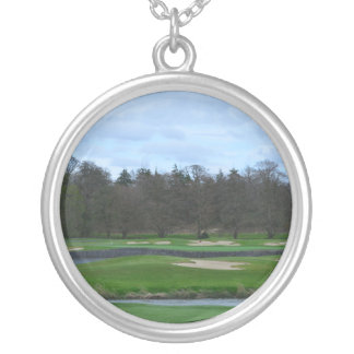 Challenging Golf Course Necklace