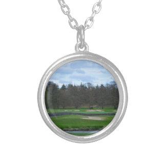 Challenging Golf Course Custom Jewelry