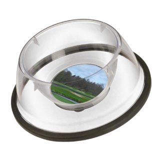 Challenging Golf Course Pet Bowl