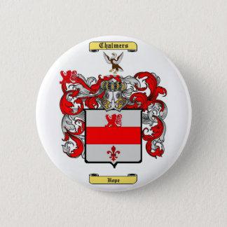 chalmers (aberdeen, scotland) pinback button