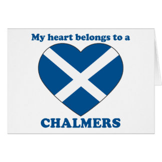 Chalmers Card