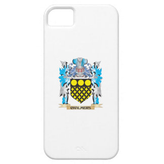 Chalmers Coat of Arms - Family Crest iPhone 5 Cover