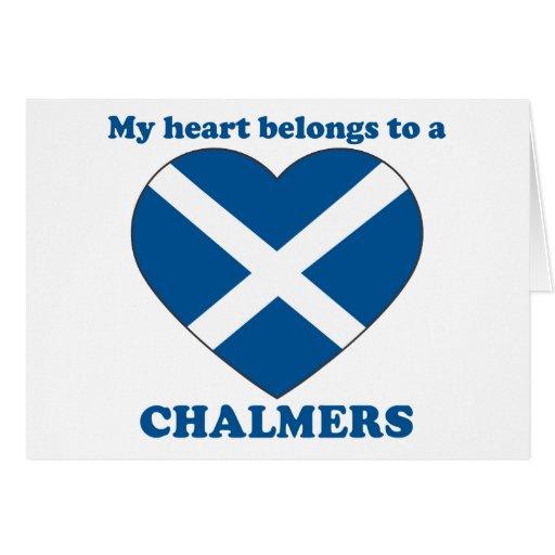 Chalmers Felicitaciones