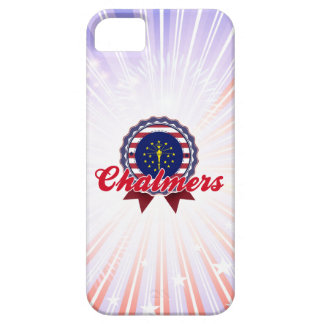 Chalmers, IN iPhone 5 Case