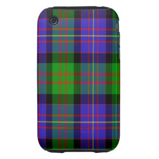 Chalmers Scottish Tartan iPhone 3 Tough Cover