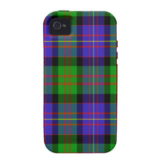 Chalmers Scottish Tartan Vibe iPhone 4 Covers