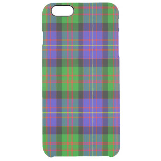 Chalmers Scottish Tartan Uncommon Clearly™ Deflector iPhone 6 Plus Case