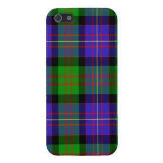 Chalmers Scottish Tartan Case For iPhone 5