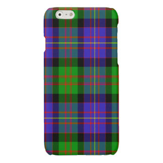 Chalmers Scottish Tartan Glossy iPhone 6 Case
