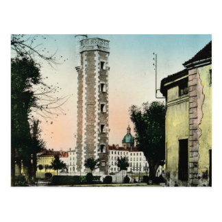 Chalons sur Saone, Water Tower Postcard