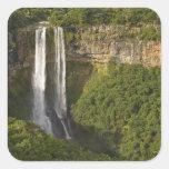 Chamarel Cascada-más alto en Mauricio, encima Colcomanias Cuadradas