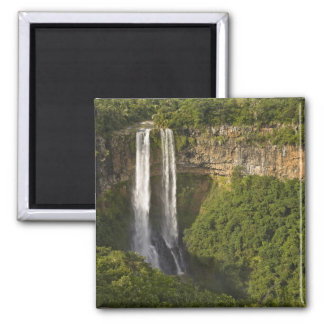 Chamarel Waterfall-highest on Mauritius, over Magnet