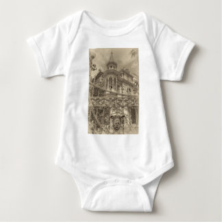 Chamas Villa Final Baby Bodysuit
