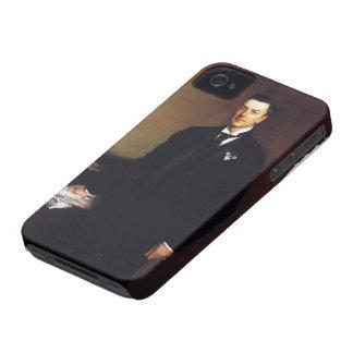Chambelán honorable adecuado de Juan Sargent- José Case-Mate iPhone 4 Carcasas