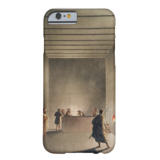 Chamber and Sarcophagus in the Great Pyramid of Gi Barely There iPhone 6 Case