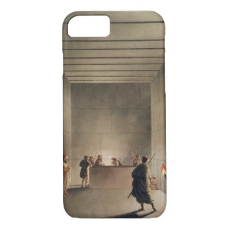Chamber and Sarcophagus in the Great Pyramid of Gi iPhone 8/7 Case