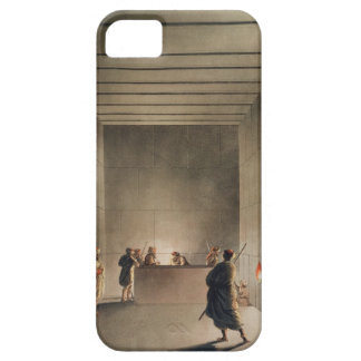 Chamber and Sarcophagus in the Great Pyramid of Gi iPhone SE/5/5s Case