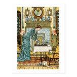 Chamber de mi señora, frontispiece 'al galán de la tarjeta postal