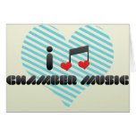 Chamber Music Greeting Card