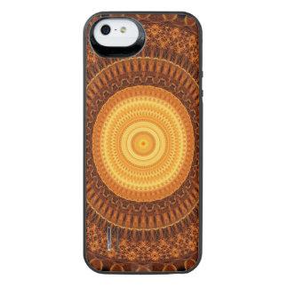 Chamber of Light Mandala iPhone SE/5/5s Battery Case