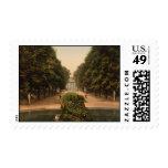 Chamber of Representatives, Brussels, Belgium Stamp