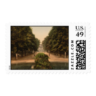 Chamber of Representatives, Brussels, Belgium Postage Stamp