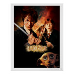 Chamber of Secrets - French Poster