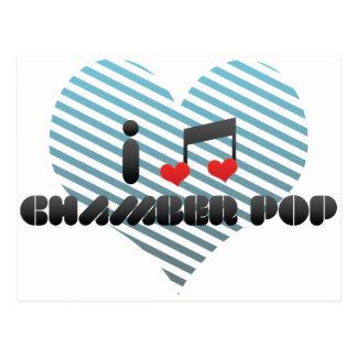 Chamber Pop fan Postcard