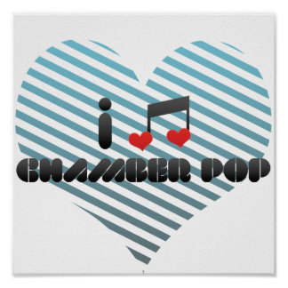 Chamber Pop fan Posters