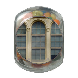Chamber Window Jelly Belly Candy Jars