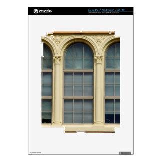 Chamber Window Skins For iPad 3