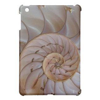 Chambered Nautilus iPad Mini Cases