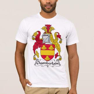 Chamberlain Family Crest T-Shirt