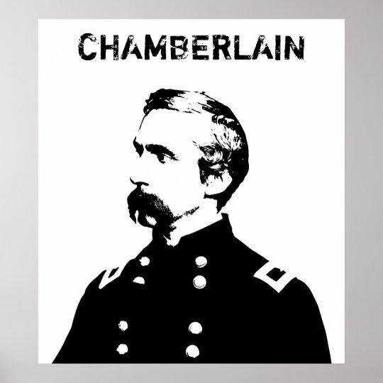 Chamberlain Poster