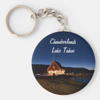 Chamberlands key chain