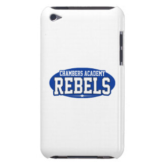 Chambers Academy; Rebels Barely There iPod Case