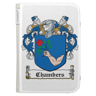 Chambers Family Crest Kindle 3G Covers