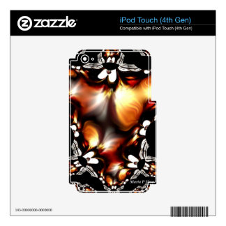 Chambers of the Heart.jpg iPod Touch 4G Skin