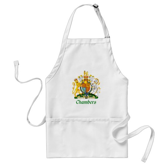 Chambers Shield of Great Britain Adult Apron