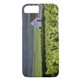 Chambertin Clos de Beze Grand Cru vineyard with iPhone 8/7 Case