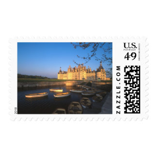 Chambord Chateau Loire Valley Loir-et-Cher Postage Stamps