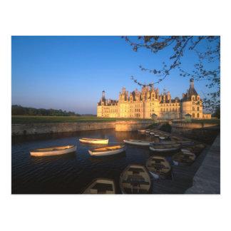 Chambord Chateau, Loire Valley, Loir-et-Cher, Postcard