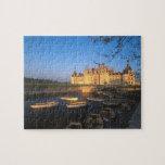 Chambord Chateau, Loire Valley, Loir-et-Cher, Puzzle